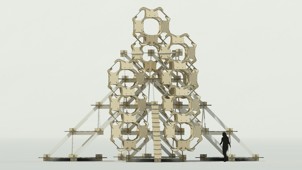 THE OTIC OASIS, a new civic refuge -- BURNING MAN 2011 project video thumbnail