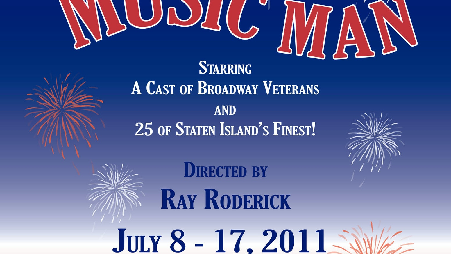 The Music Man Presented By Harbor Lights Theater Company