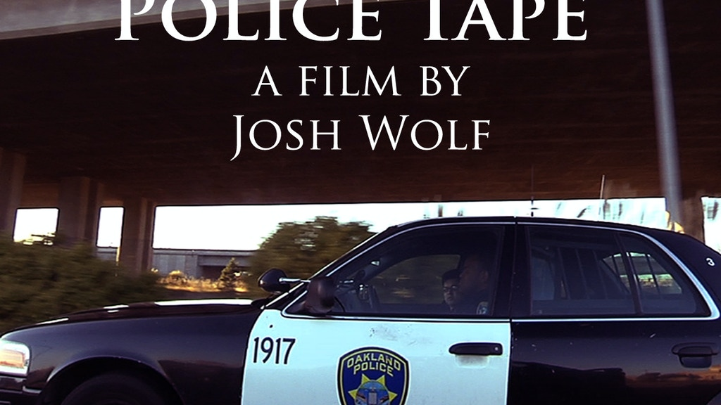 Police Tape, a film about the impact of recording the police project video thumbnail
