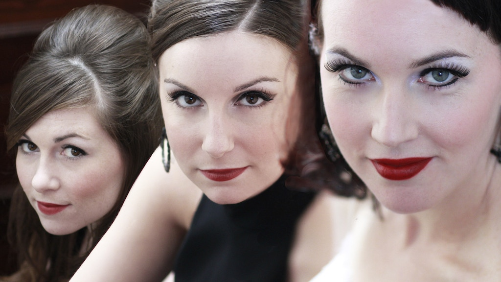 Marianna and the Baby Vamps, Soulful Retro Pop Album project video thumbnail