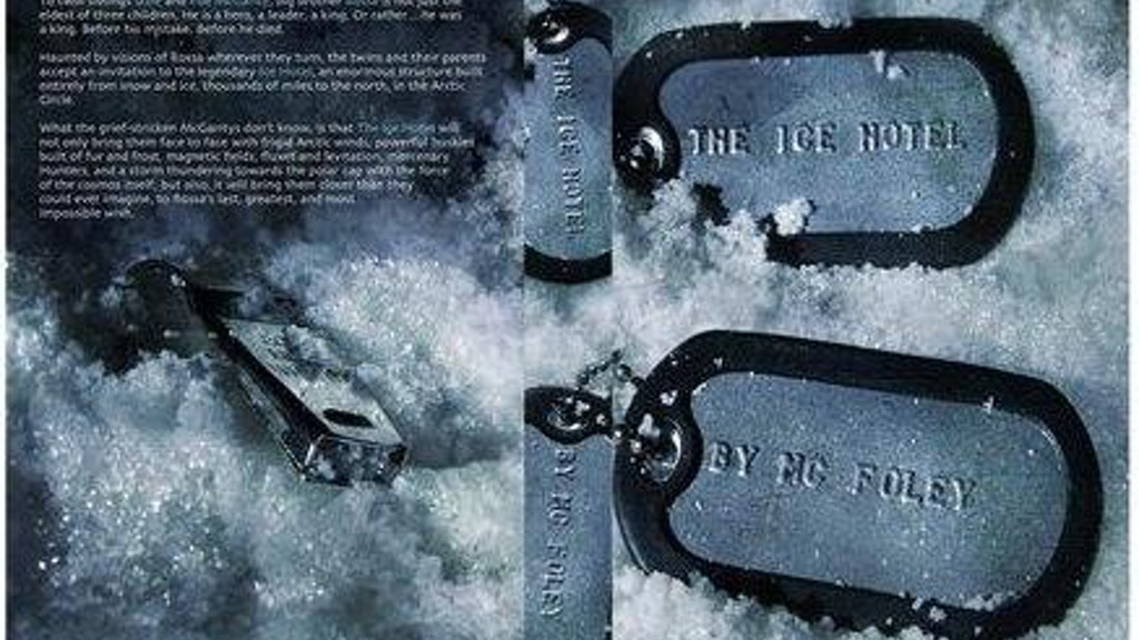 """Project image for """"The Ice Hotel"""" adapted to film by 2011 Oscar-nom'd writers"""