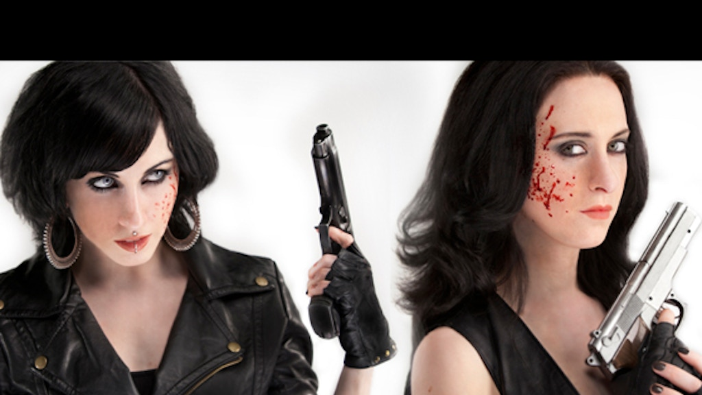 Hitwomen - the Action Series project video thumbnail