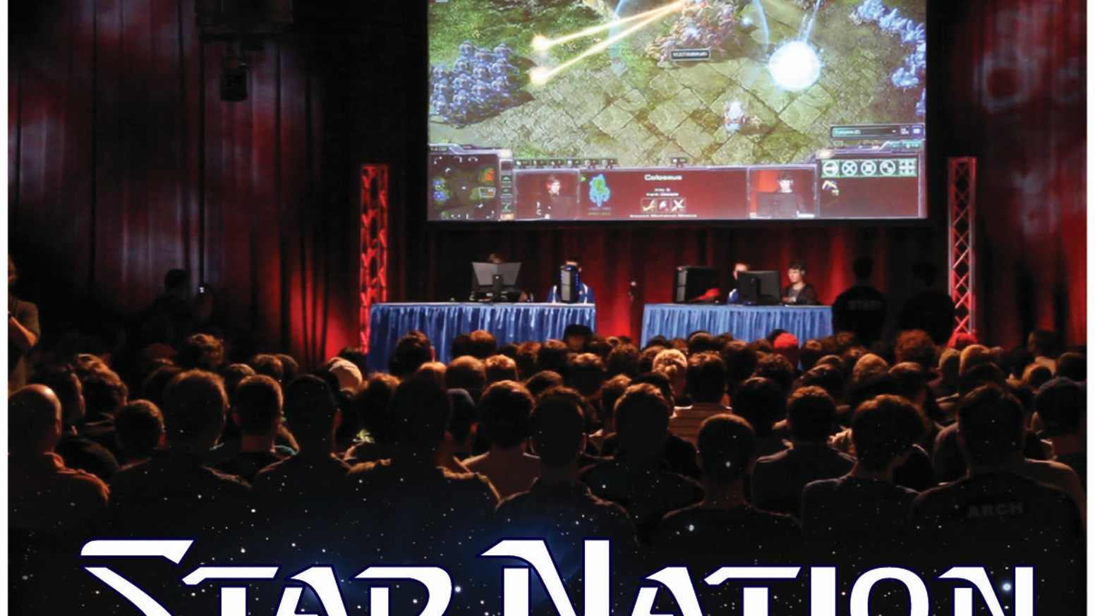 Star Nation: a look at the players behind StarCraft II by