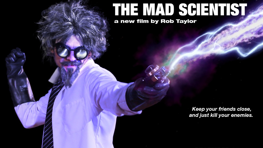 The Mad Scientist: a feature film project video thumbnail