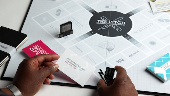 The Pitch: The Game of Graphic Design project video thumbnail