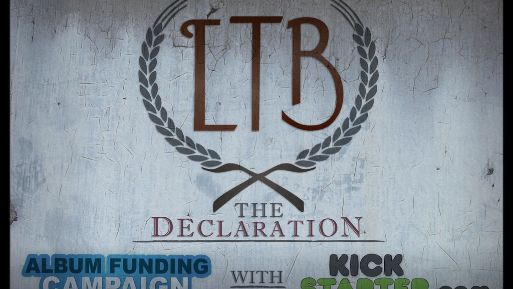 LTB Album Funding Campaign! project video thumbnail