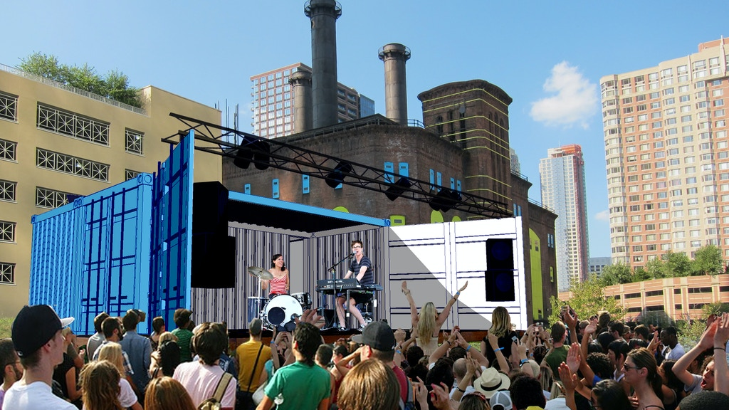 ArtBloc: A mobile Art Space  - from 2 Shipping Containers project video thumbnail