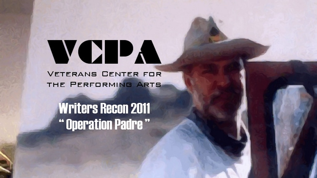 """Writers' Recon ('cause we don't retreat): """"Operation Padre"""" project video thumbnail"""
