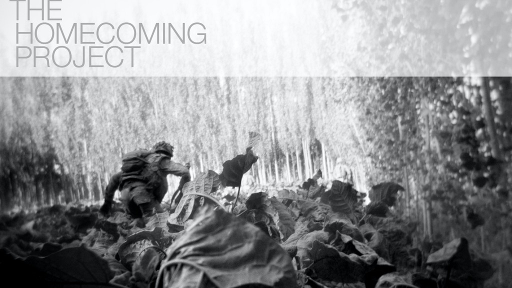 The Homecoming Project project video thumbnail