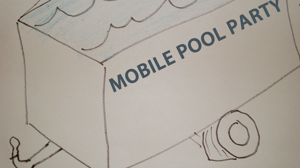The Mobile Pool Party project video thumbnail