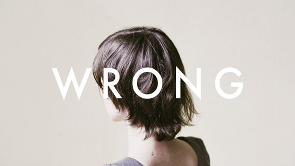 WRONG:  A Provocative Mystery! project video thumbnail
