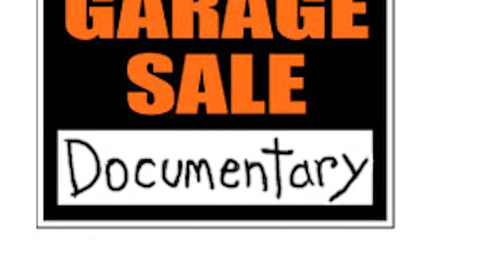 THE GARAGE SALE DOCUMENTARY - The Last Free American Market Placewatch it on www.GarageSaleDocumentary.com