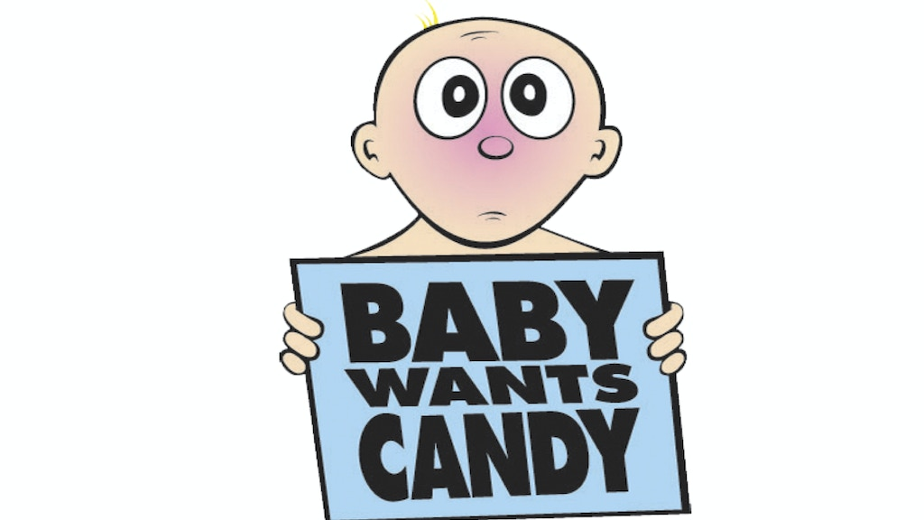 BABY WANTS CANDY to the Edinburgh Fringe Festival project video thumbnail