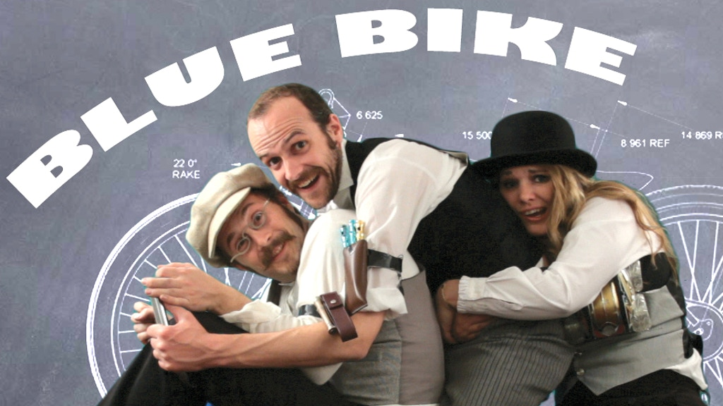 The Blue Bike Kid Show project video thumbnail