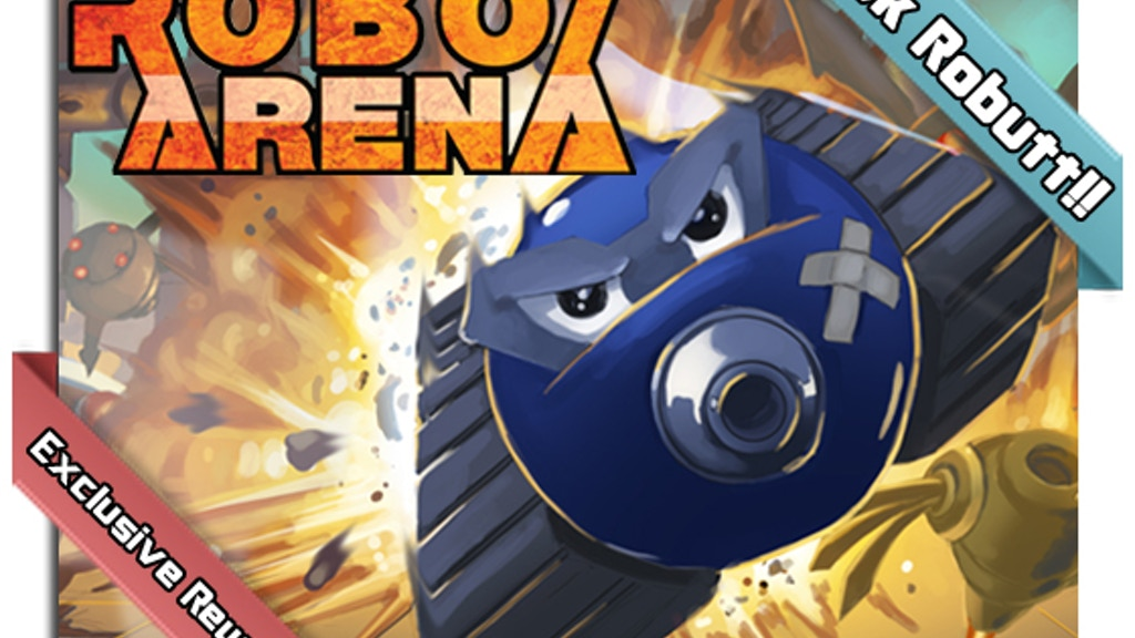 RoboArena- Asynchronous Multiplayer Tactical iOS Game project video thumbnail