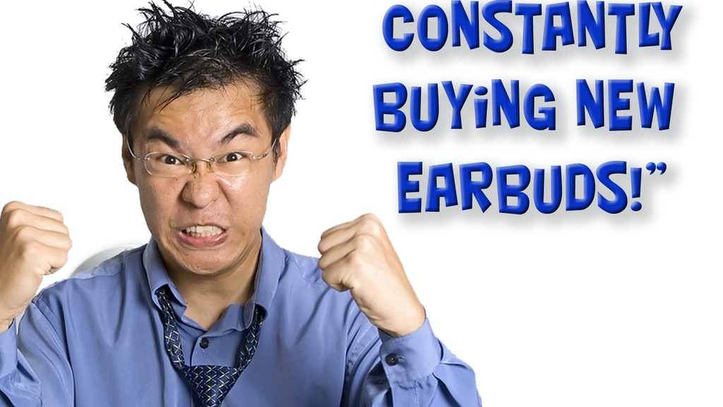 IRONBUDS - modular, durable earbuds! project video thumbnail
