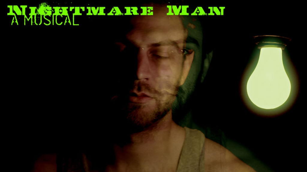 Nightmare Man- A New Musical project video thumbnail