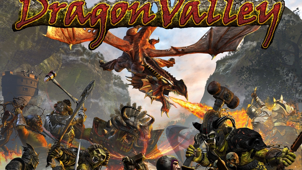 Dragon Valley - The Board Game project video thumbnail