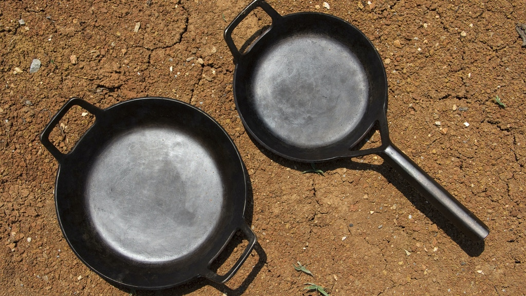 Cast Iron Skillets project video thumbnail