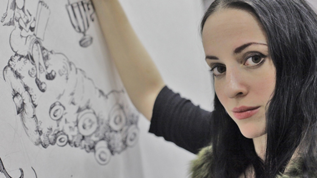 Molly Crabapple's Week in Hell project video thumbnail