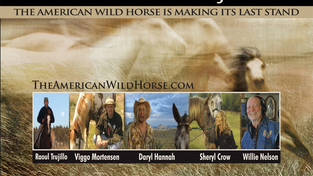 Wild Horses & Renegades, Saving America's Wild Horses project video thumbnail
