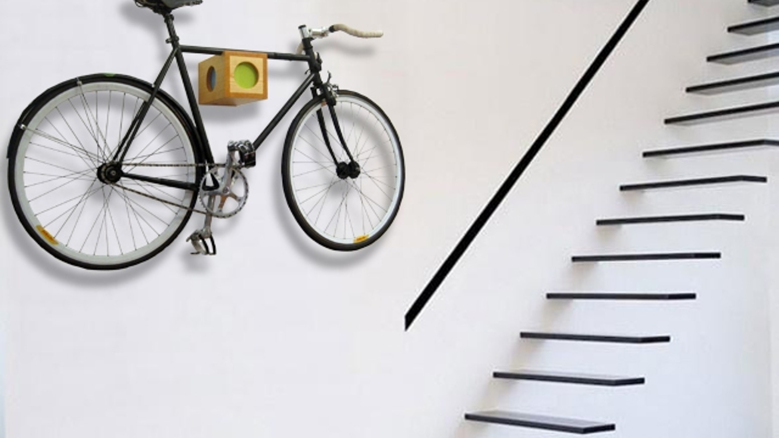 Bike rack storage solution for your home by Trophy Club by Eric ...