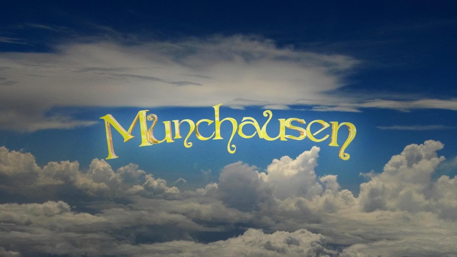 MUNCHAUSEN by Munchausen Team — Kickstarter