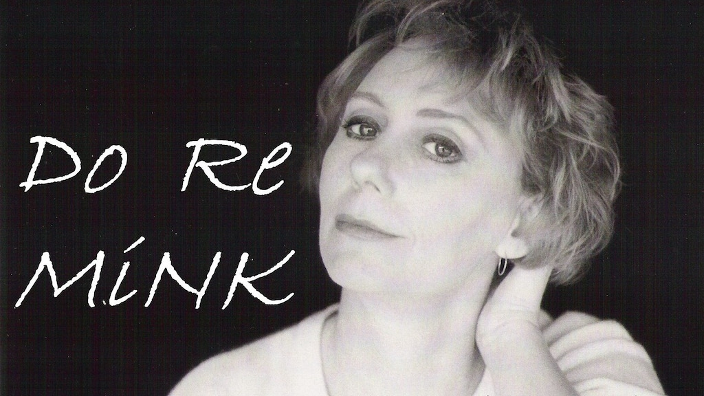 Do Re MiNK - Mink Stole's First CD project video thumbnail
