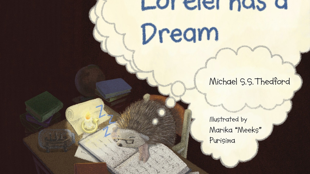 Lorelei Has A Dream.  I Want To Show It To You. project video thumbnail