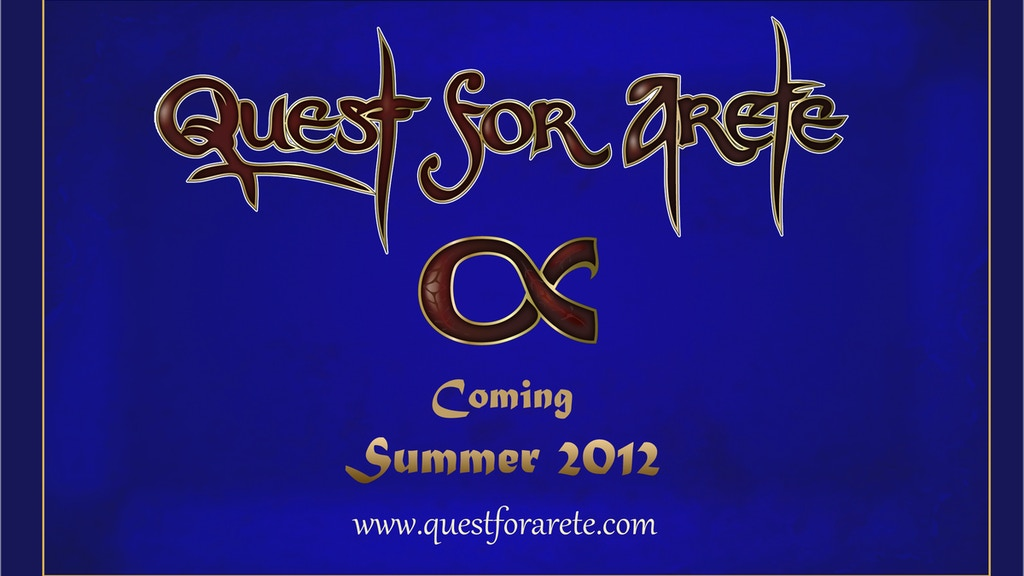 Quest for Arete - The Game with a Secret Identity project video thumbnail