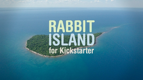 Rabbit Island Artist Residency project video thumbnail