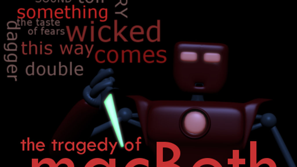 CGI Macbeth project video thumbnail