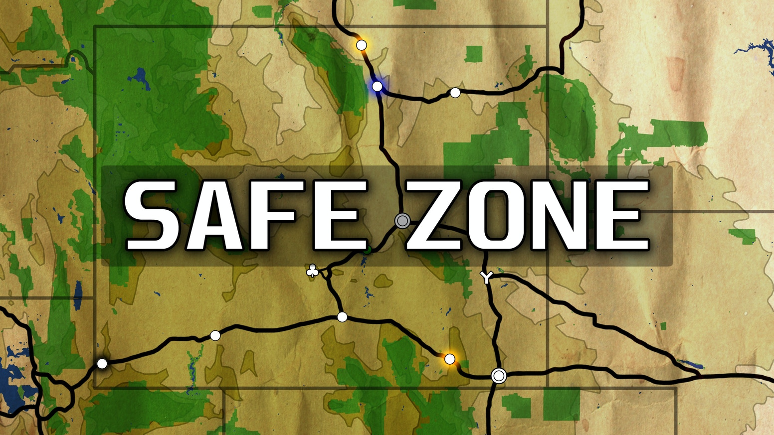 Safe Zone Survive A Zombie Infested Odyssey Across The