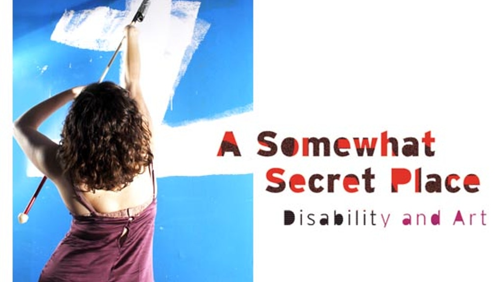 A Somewhat Secret Place project video thumbnail