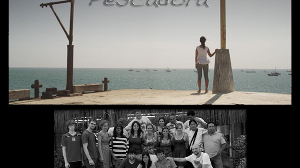 Pescadora (Fisherwoman) project video thumbnail