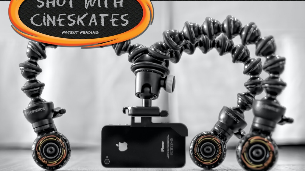 CineSkates Camera Sliders project video thumbnail