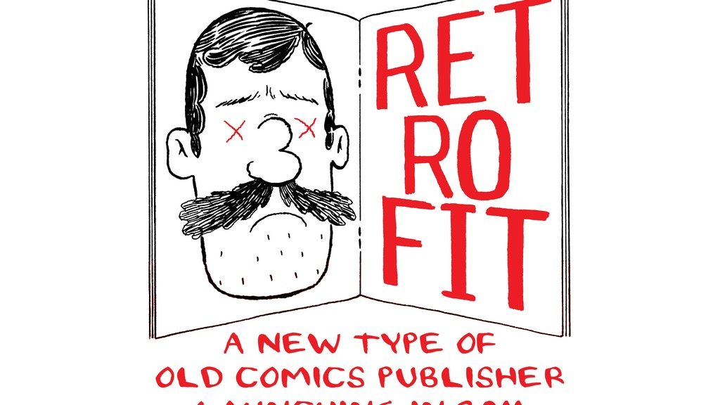 Retrofit Comics: The Return of the Alt-comic Floppy project video thumbnail