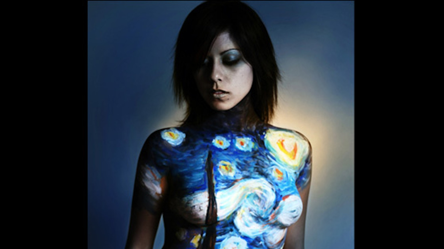 Art History A Body Painting Series Pt 1 By Danny Setiawan Kickstarter