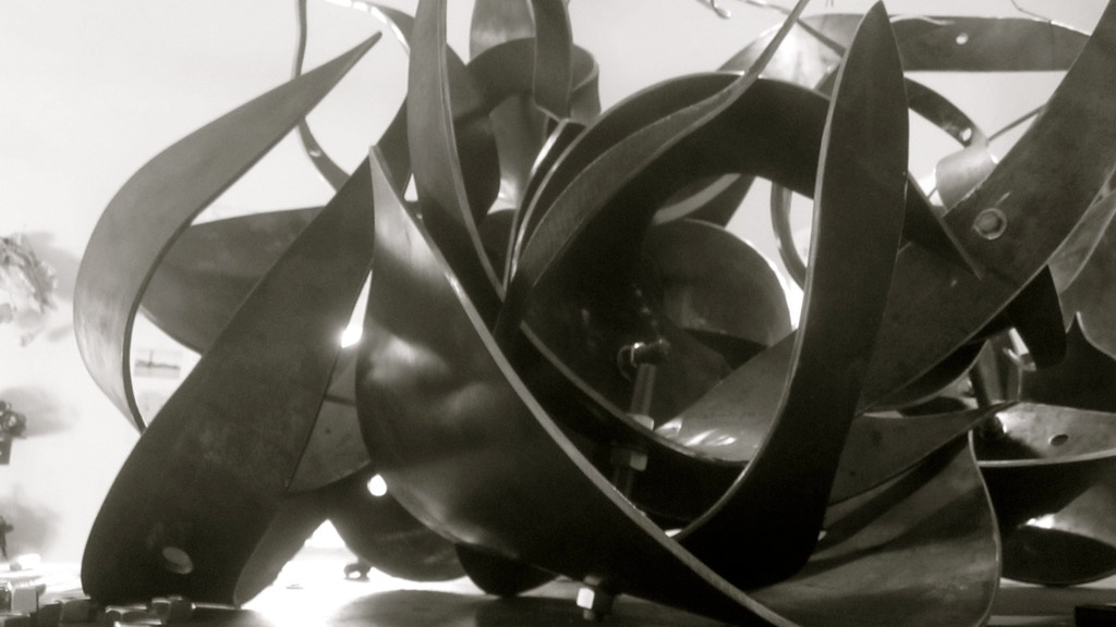 stormy seas...a site specific sculptural assemblage by deise project video thumbnail
