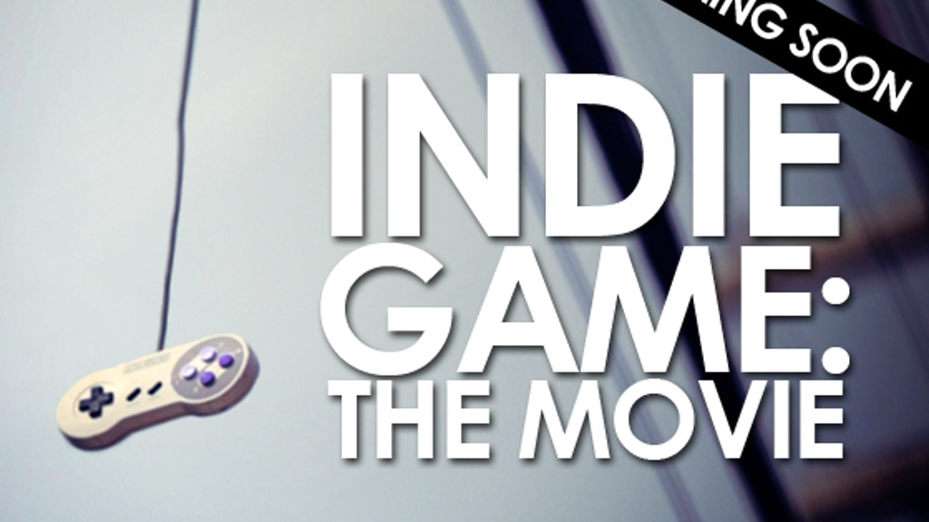 Indie Game: The Movie - The Final Push project video thumbnail