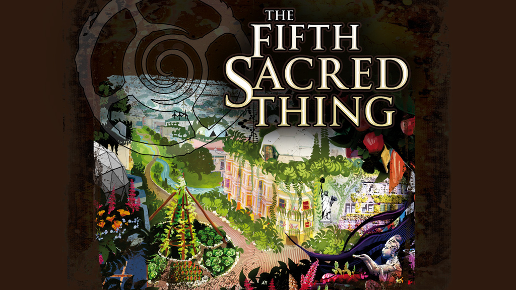 The Fifth Sacred Thing project video thumbnail