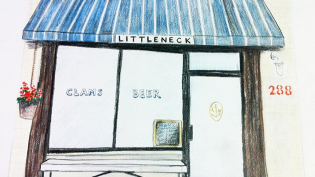 Littleneck - a clam shack coming soon to Gowanus! project video thumbnail