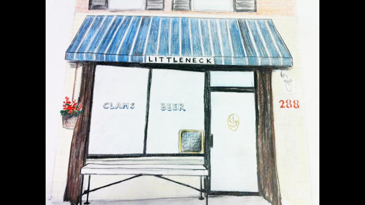 littleneck a clam shack coming soon to gowanus by littleneck littleneck a clam shack coming soon to gowanus