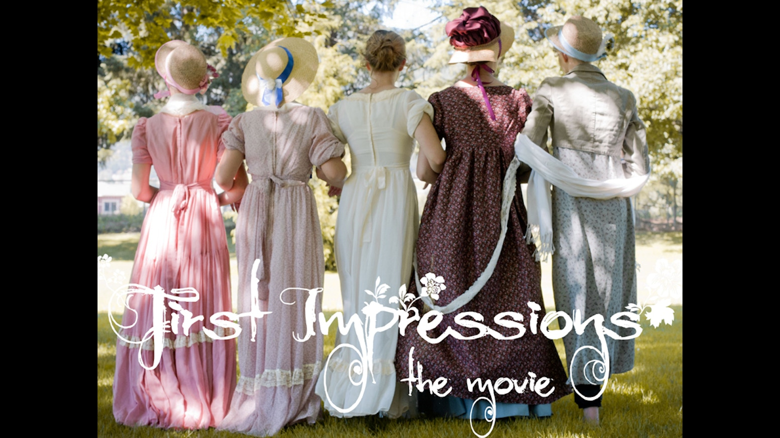 first impressions in pride and prejudice first impressions the movie by first impressions kickstarter