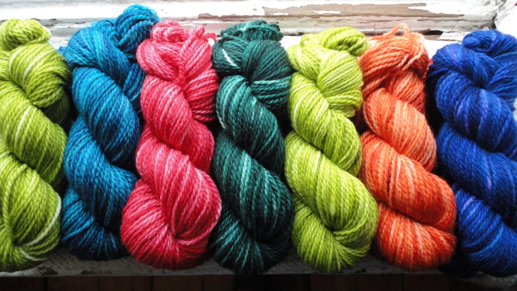 The Wool Dispensary Goes to YarnCon project video thumbnail