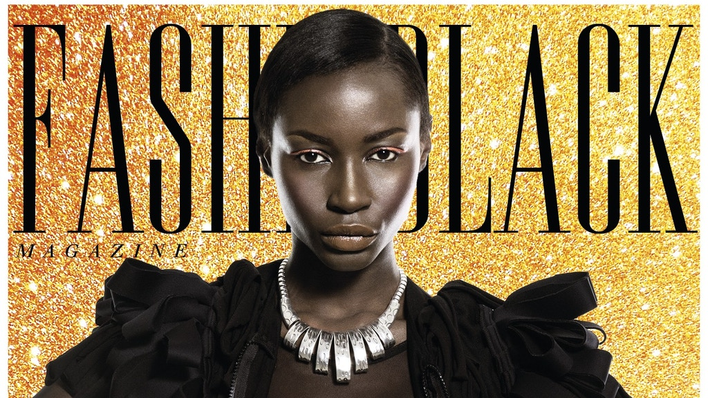 FASHIZBLACK Magazine project video thumbnail