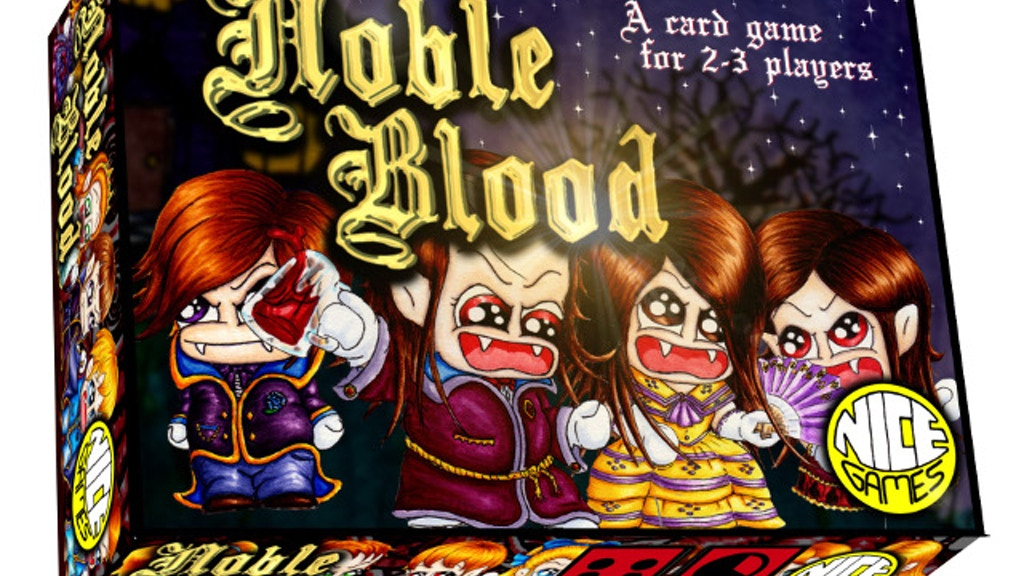 Project image for Noble Blood