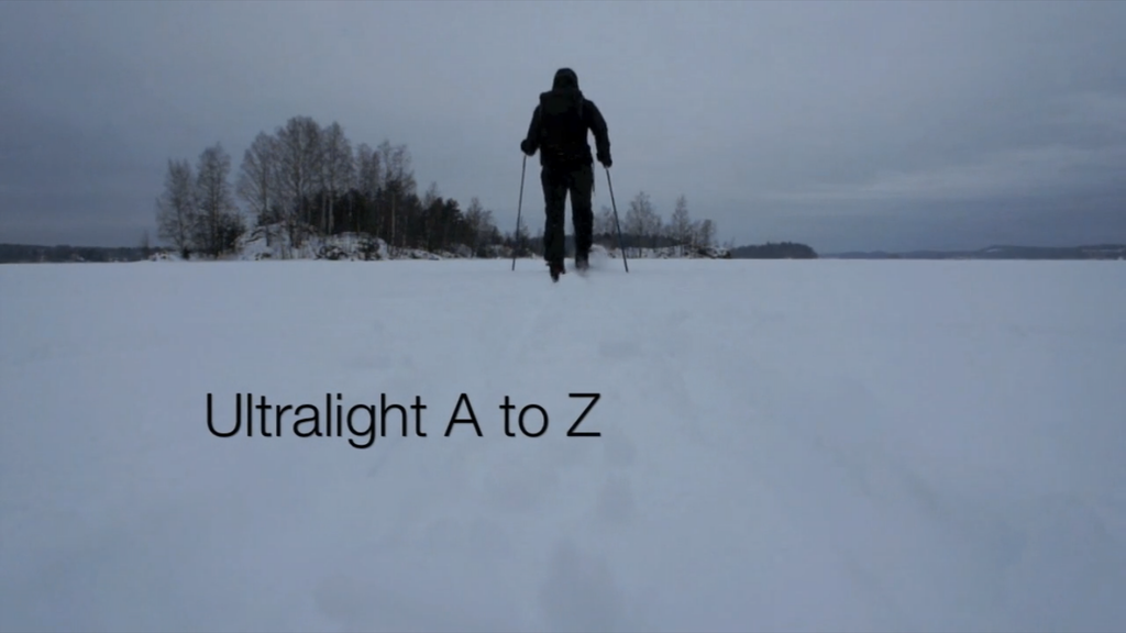 Ultralight A-Z - The Video Guide To Lightweight Backpacking project video thumbnail