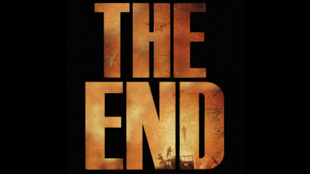 The End project video thumbnail