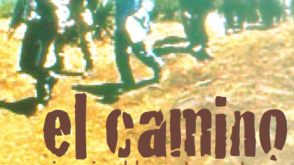 EL CAMINO: A powerful feature film inspired by actual events project video thumbnail